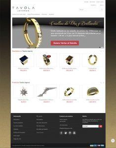 tienda online de joyas en oro y plata a medida