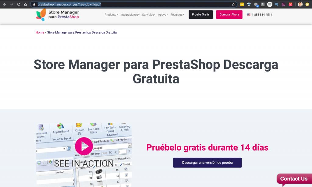 descarga Store Manager Gratis